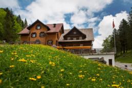 Berggasthaus Plattenbödeli im Alpstein