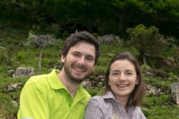 Manuea und Alois Inauen